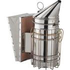 Little Giant 4 In. W. x 7 In. L. Stainless Steel Smoker Beehive Tool Image 1