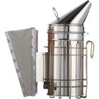 Little Giant 4 In. W. x 7 In. L. Stainless Steel Smoker Beehive Tool Image 2